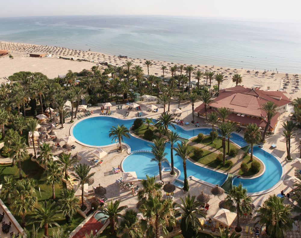 Riadh Palms Resort & Spa