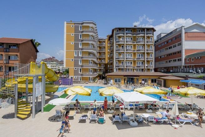 SENZA INOVA BEACH HOTEL